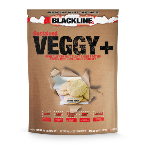 Blackline 2.0 Sustained Veggy +, 900 g